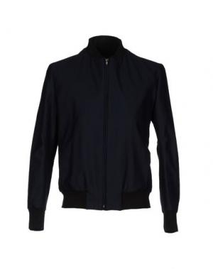 Куртка MARIO MATTEO. Цвет: темно-синий