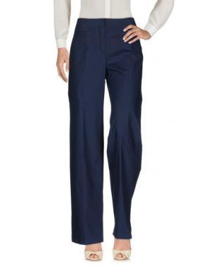 Повседневные брюки BLUE LES COPAINS. Цвет: темно-синий