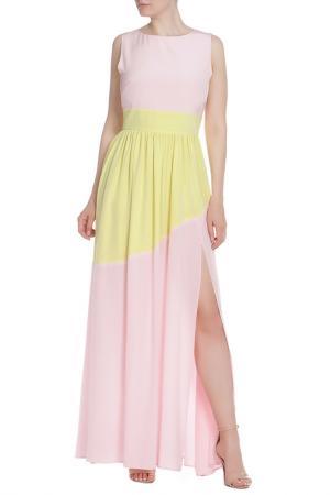 Платье Marcobologna. Цвет: двухцветный