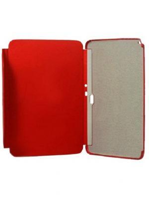 Обложка skinBOX replica origina для планшета Samsung Note N8000/8010/8020. Цвет: красный