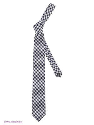 Галстук Alex DANDY. Цвет: серый, молочный, серебристый
