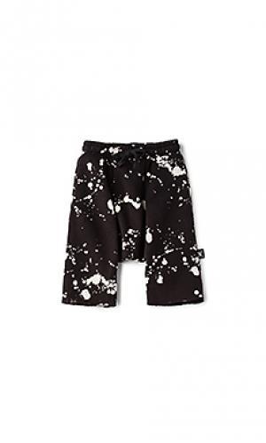 Гаремные шорты splash Nununu. Цвет: черный