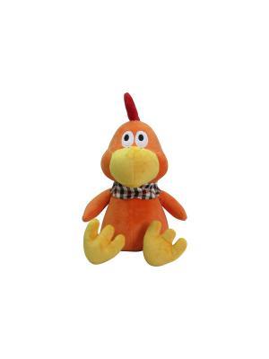 Игрушка-грелка Cozy Plush Петух Warmies. Цвет: рыжий