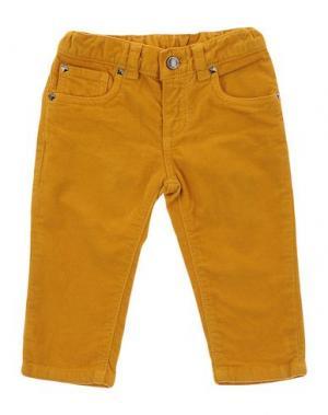 Повседневные брюки GRANT GARÇON BABY. Цвет: охра