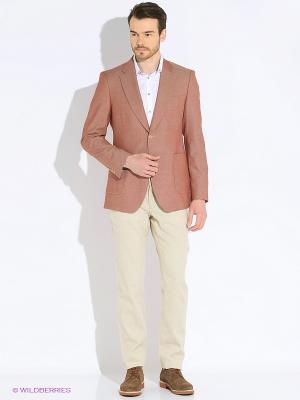 Пиджак btc. Цвет: оранжевый