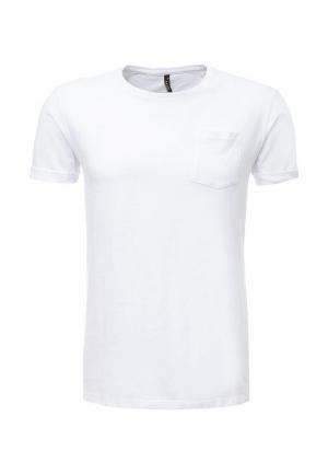 Футболка Baon. Цвет: белый
