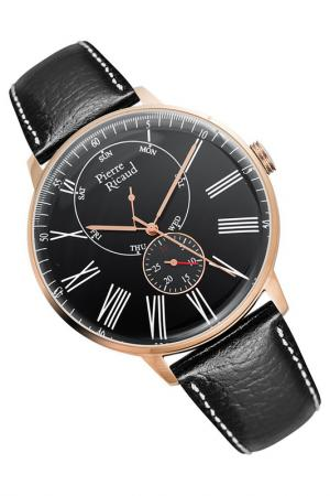 Наручные часы PIERRE RICAUD. Цвет: розовый, черный