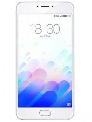 Смартфон M3 Note 16Gb Meizu. Цвет: серебристый, белый