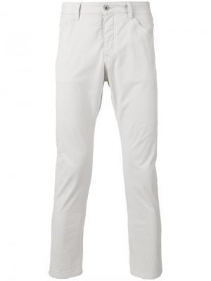 Укороченные джинсы скинни Attachment. Цвет: телесный