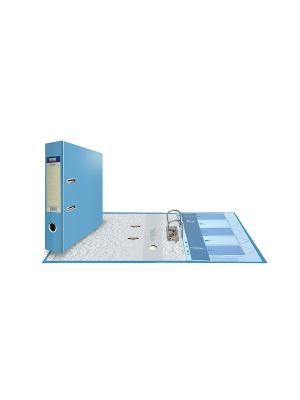 Регистратор PVC 75мм classic голубой Expert Complete. Цвет: голубой