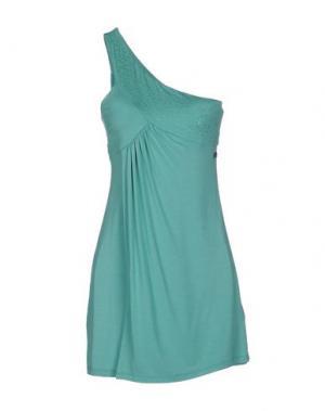 Короткое платье MET MIAMI COCKTAIL. Цвет: светло-зеленый