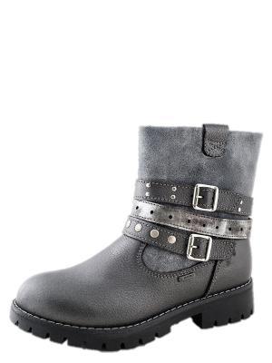 Ботинки PRIMIGI. Цвет: серый
