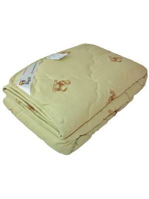 Одеяло шерстяное облегченное 2 сп. BegAl. Цвет: бежевый