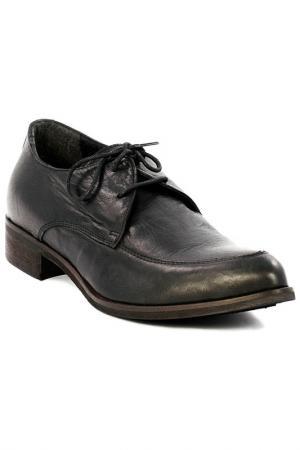 Low shoes Piampiani. Цвет: black
