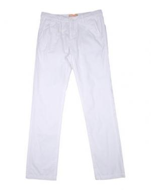 Повседневные брюки SCOTCH & SHRUNK. Цвет: белый