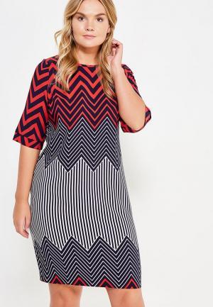 Платье Mankato. Цвет: разноцветный