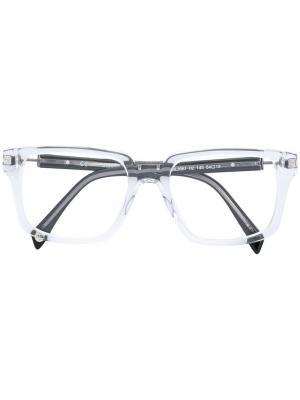 Clear frame glasses Balmain. Цвет: белый