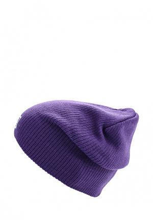 Шапка CLWR. Цвет: фиолетовый