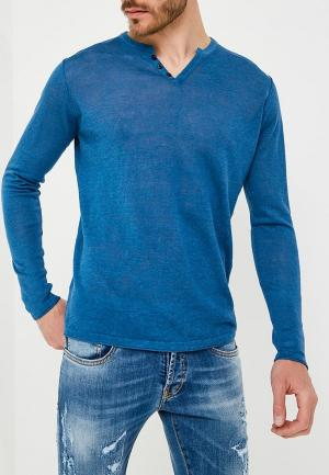 Пуловер Lagerfeld. Цвет: синий