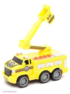 Машинка TOYSTATE. Цвет: желтый