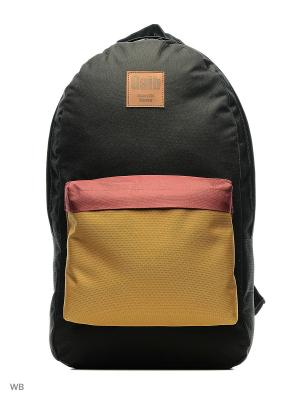 Рюкзак Gaib. Цвет: оранжевый, черный