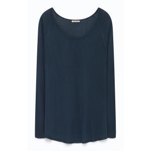 Пуловер из трикотажа BRILLIANT AMERICAN VINTAGE. Цвет: серый,синий