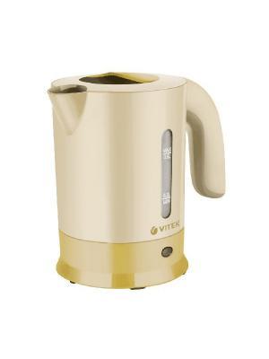 Чайник электрический Vitek VT-7023(Y). Цвет: желтый