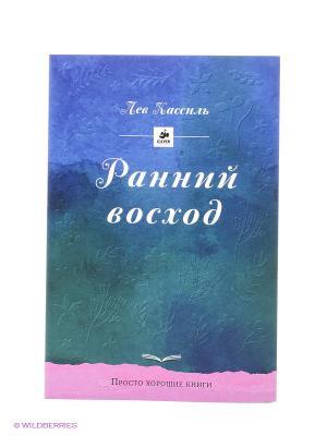 Ранний восход Издательство CLEVER. Цвет: зеленый, голубой