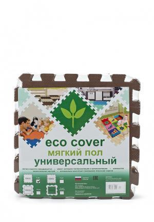 Набор игровой Eco Cover. Цвет: коричневый