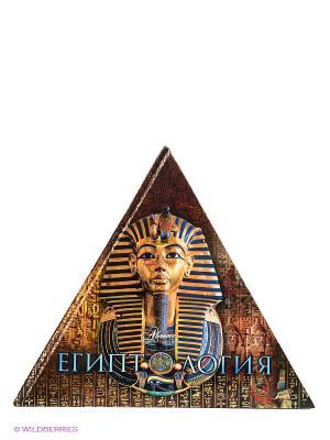 Египтология (Треугольник) Издательство АСТ. Цвет: коричневый