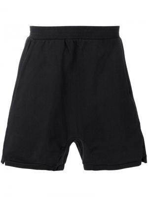 Спортивные шорты 11 By Boris Bidjan Saberi. Цвет: чёрный