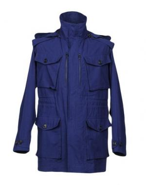 Куртка DUNHILL. Цвет: синий