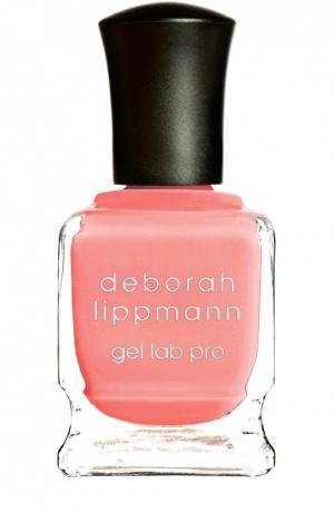 Лак для ногтей Happy Days Deborah Lippmann. Цвет: бесцветный
