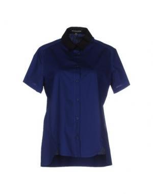 Pубашка OSTWALD HELGASON. Цвет: темно-синий