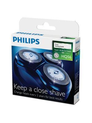 Бритвенная головка Philips HQ 56/50. Цвет: серебристый