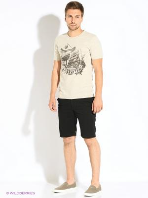 Шорты ЗАПОРОЖЕЦ Cargo Shorts. Цвет: черный