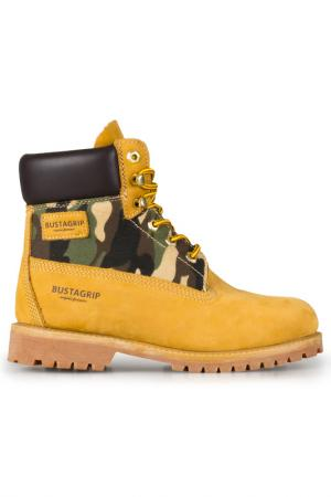 Boots BUSTAGRIP. Цвет: yellow