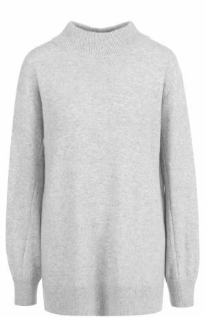 Кашемировый свитер свободного кроя Rag&Bone. Цвет: светло-серый