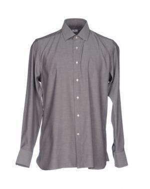 Pубашка SONRISA. Цвет: свинцово-серый