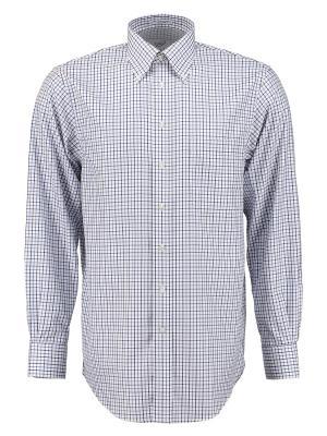 Рубашка Andrew. Цвет: голубой