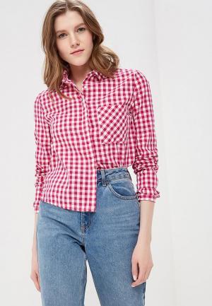 Рубашка Modis. Цвет: розовый