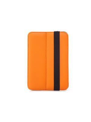 Универсальный чехол-книга для планшета 10,1 VERSADO. Цвет: оранжевый