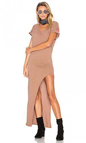 Платье sonoran Stillwater. Цвет: цвет загара