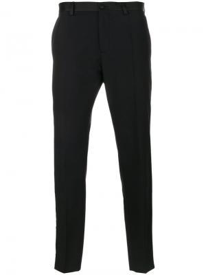 Классические брюки Dolce & Gabbana. Цвет: чёрный