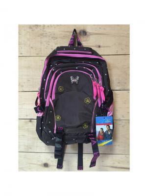 Рюкзак спортивный, цвет коричневый, B18258, Butterfly Gaoba. Цвет: коричневый