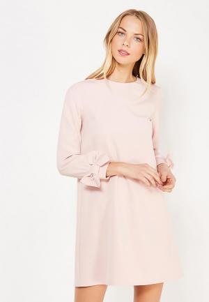 Платье TrendyAngel. Цвет: розовый