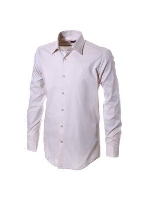 Рубашка BIRIZ. Цвет: бежевый
