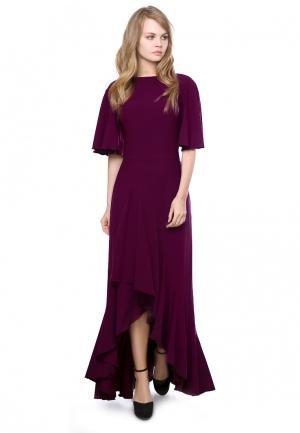 Платье Marichuell. Цвет: бордовый