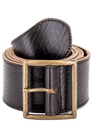 Ремень Isaco & Kawa. Цвет: коричневый