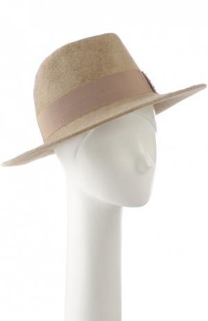 Шляпа Philip Treacy. Цвет: светло-бежевый